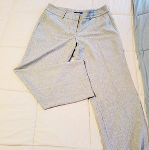 Apt 9 light grey trouser pant